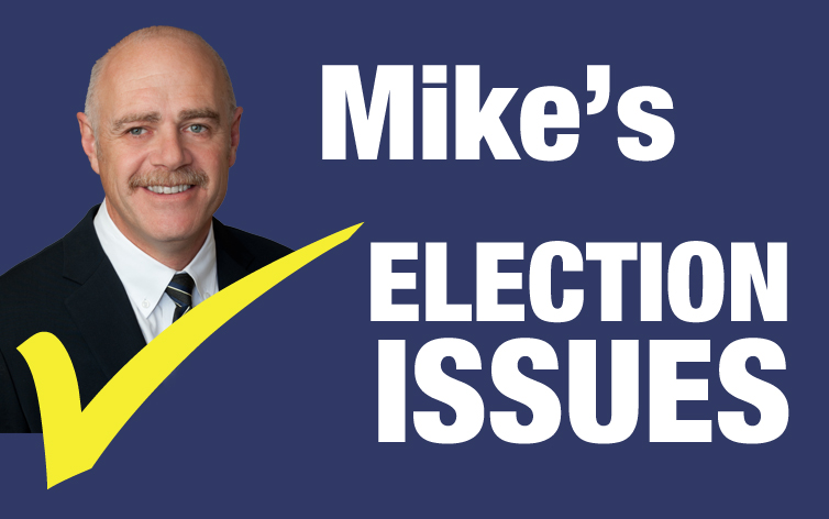 MIke Morden for Mayor